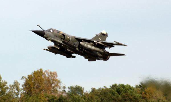 Dernière mission opérationnelle pour les Mirage F1
