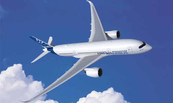 ILFC et Libyan Airlines convertissent leurs A350-800 en A350-900