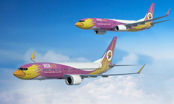 Salon de Singapour : Nok Air commande 15 Boeing 737, dont des MAX