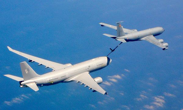 A330 MRTT : Airbus Defence & Space transmet sa première proposition à la DGA