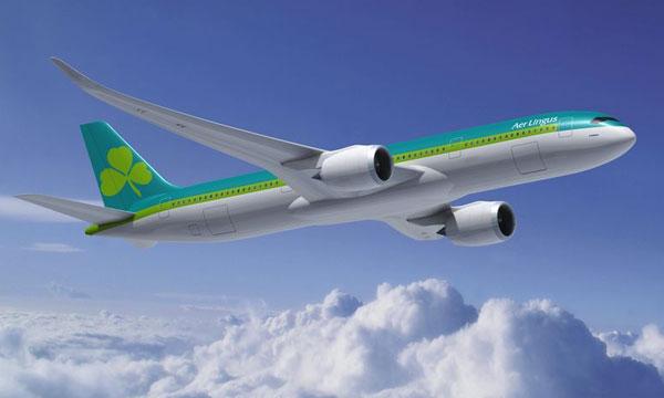 Aer Lingus veut modifier sa commande d'Airbus A350
