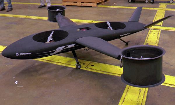 DARPA : Le programme VTOL-X se concrétise