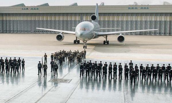 Ultime vol pour les TriStar de la Royal Air Force