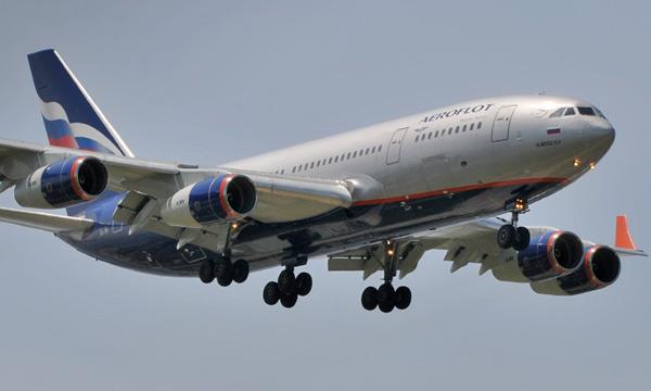 Aeroflot dit adieu à ses Iliouchine Il-96