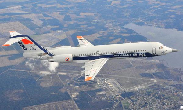 La DGA peaufine son avion banc d'essai nouvelle génération
