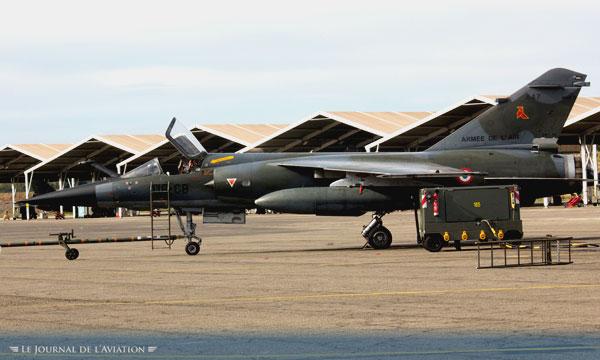 Dernier Recce Meet pour les Mirage F1 et passage de flambeau