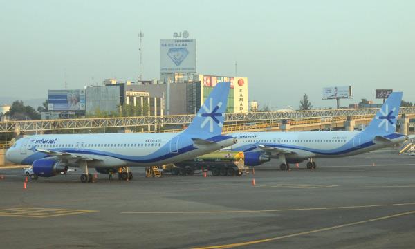 Interjet s'intéresse aussi à l'EGTS de Safran et Honeywell