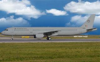 L'armée belge a réceptionné son Airbus A321