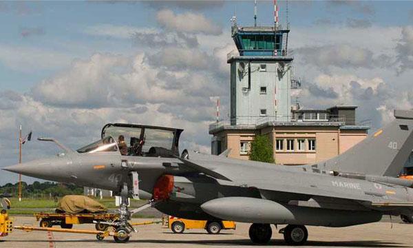 La Marine nationale reçoit son premier Rafale Tranche 4