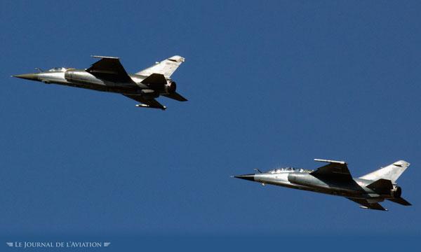 Le Mirage F1, neuf mois de travail pour quarante années de service
