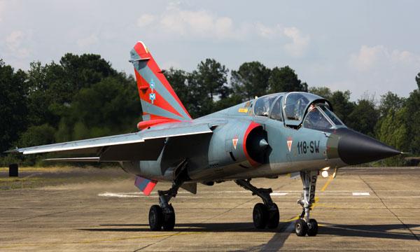 Les Mirage F1 tirent leur révérence