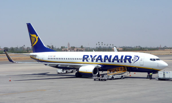 Ryanair offers up to £80 in vouchers following flight cancellations