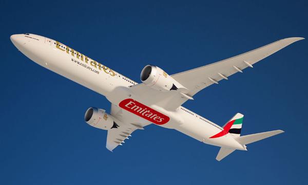 Emirates finalise sa commande de 150 Boeing 777X