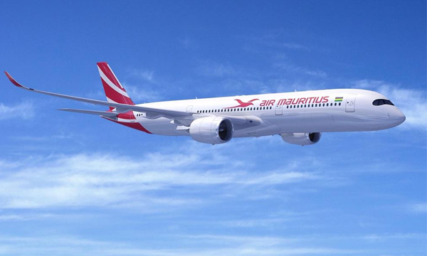 Air Mauritius s'engage pour l'Airbus A350