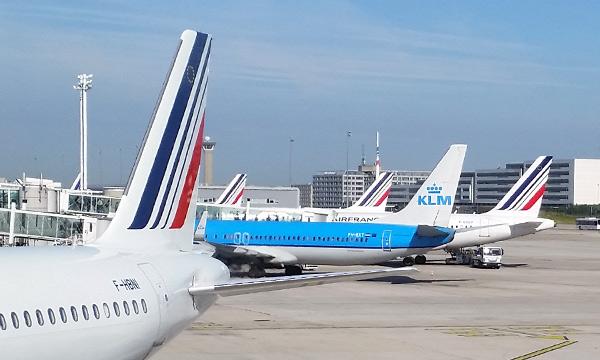 Air France-KLM accuse une perte nette de 1,8 milliard d'euros, conséquence logique de la pandémie
