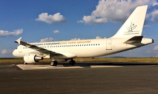 Aéroports de Paris accueille le 1er A320 à ses couleurs