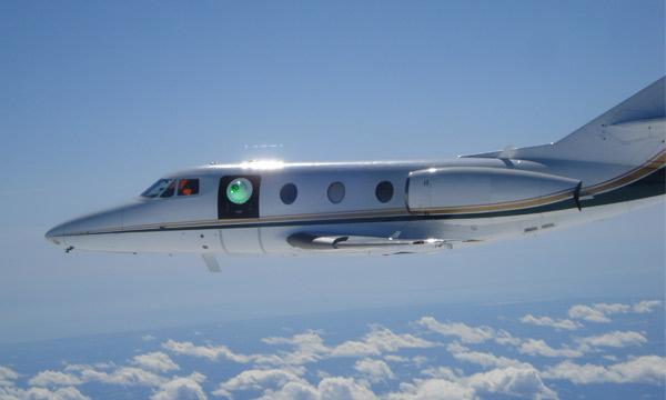 Lockheed Martin a testé une tourelle pour un laser anti-aérien embarqué