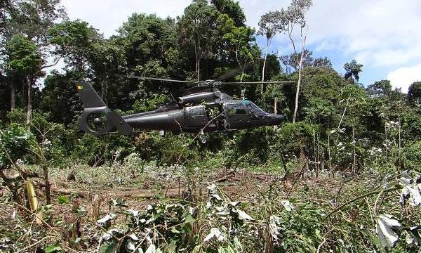 Le Brésil développe ses capacités héliportées