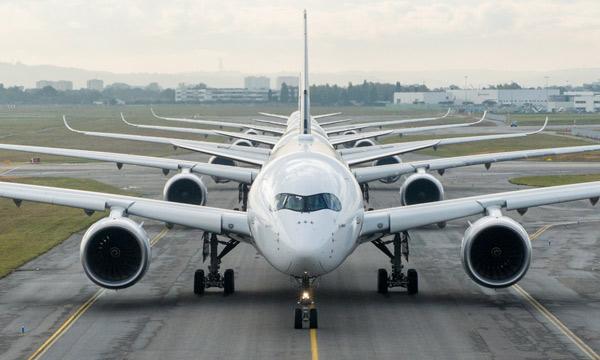 L'Airbus A350-900 décroche son certificat de type