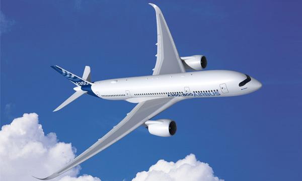 L'A350-800 rayé du carnet de commandes d'Airbus