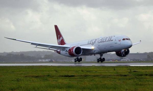 Virgin Atlantic a levé 1,2 milliard de livres pour survivre