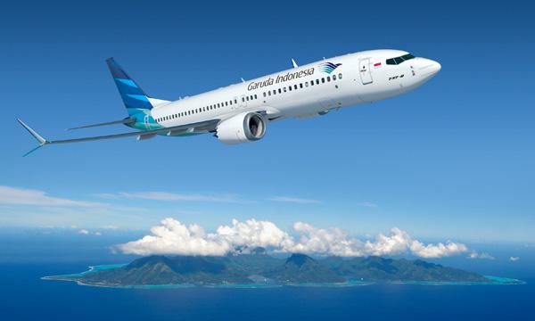 Garuda demande une première annulation de commande pour le Boeing 737 MAX 8