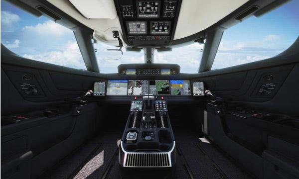 Gulfstream G500 et G600 : Quoi de neuf dans le poste de pilotage ?