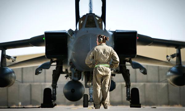Les Tornado britanniques quittent l'Afghanistan