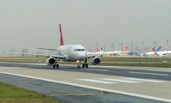 Istanbul : l'aéroport Atatürk s'offre un peu plus de place