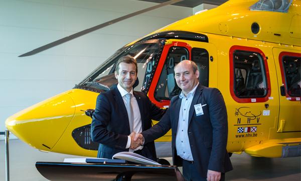 Airbus Helicopters : les premiers EC175 sont livrés