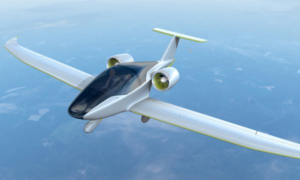 Daher-Socata choisi par Airbus Group pour construire l'E-Fan 2.0