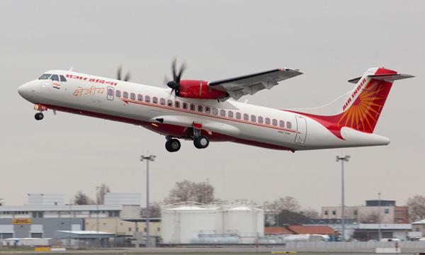 L'ATR 72-600 fait son entrée dans la flotte d'Alliance Air