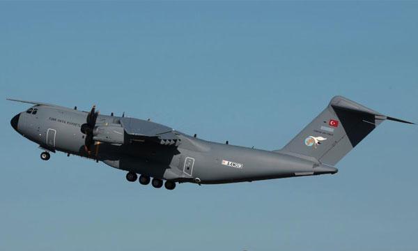 La Turquie réceptionne son second A400M