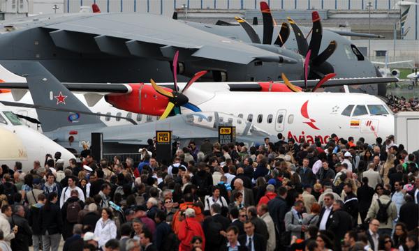 51ème Salon du Bourget : 2 200 exposants attendus