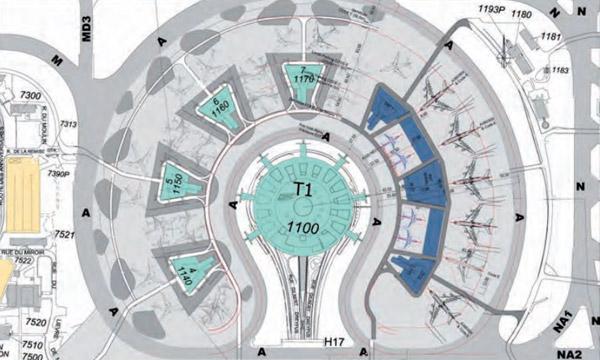 Aeroports De Paris Veut Relier Une Partie Des Satellites Du Terminal