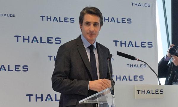 La croissance de Thales portée par l'aéronautique et le spatial