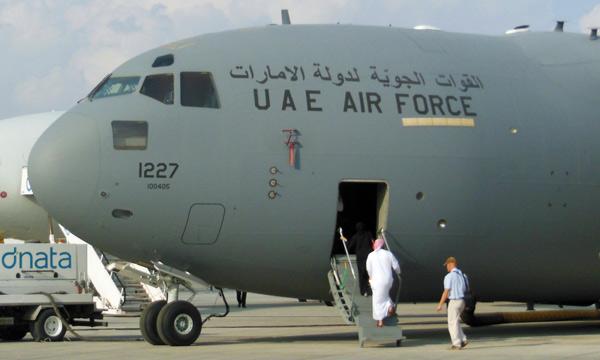 Les Emirats Arabes Unis commandent 2 C-17 à Boeing