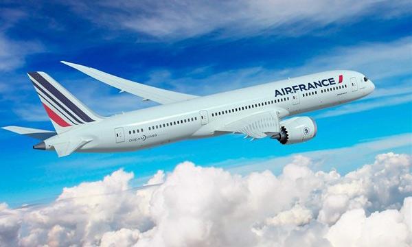 Air France recevra son 1er Boeing 787 plus tôt que prévu