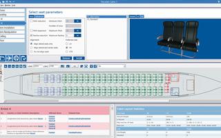 Embraer utilisera un logiciel PACE pour concevoir l'aménagement des cabines de sa famille E-Jet E2
