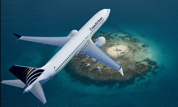 Copa Airlines prend 61 Boeing 737 MAX