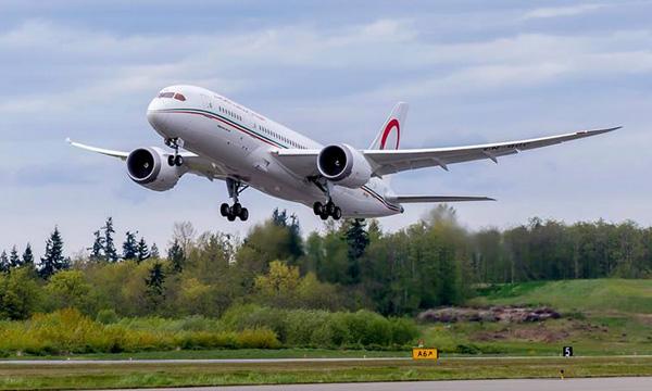 Royal Air Maroc reçoit son 2ème Boeing 787