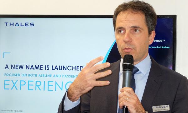 Avec Thales InFlyt Experience, Thales veut prendre la première place mondiale des IFEC