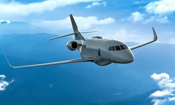Le Falcon 2000 MSA sélectionné par le Japon
