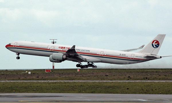 Le dernier Airbus A340 quitte la Chine