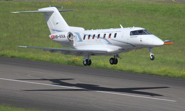 Le PC-24 réalise son vol inaugural