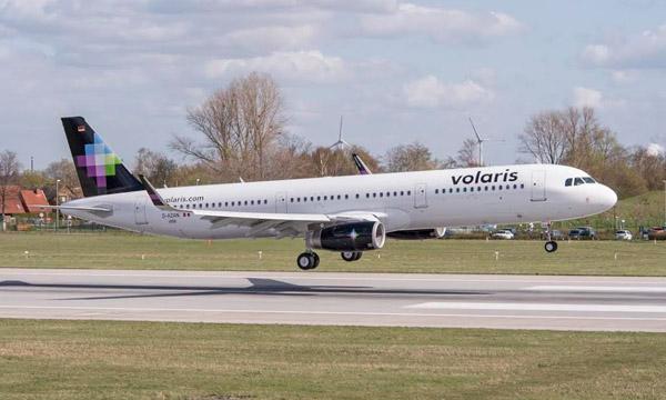 Volaris réceptionne deux premiers Airbus A321