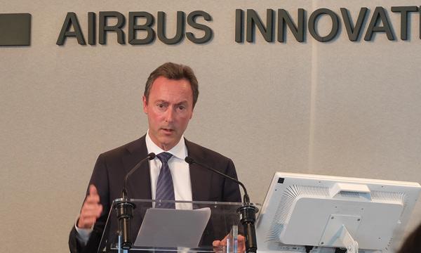 Airbus confiant dans la valeur résiduelle des premiers A380 remis sur le marché