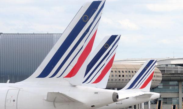 Les pilotes de ligne d'Air France et de Transavia France connaissent une baisse de leur rémunération de 25% à 40% depuis avril (SNPL)