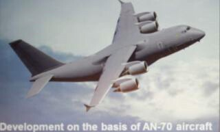 Bourget 2015 : Antonov lance l'An-188