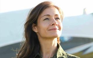 Bourget 2015 : rencontre avec Dorine Bourneton